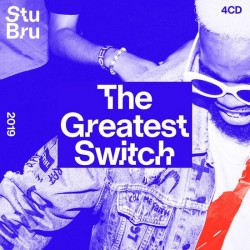 Greatest Switch (4CD) Studio Brussel 3601  CD's