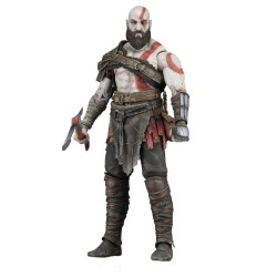 GOD OF WAR 2018 - Kratos 7 inch Action Figure - 18cm 164871  God of War
