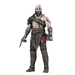 GOD OF WAR 2018 - Kratos 1/4 Scale Figure - 45cm 164870  God of War