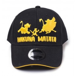 DISNEY - Lion King HAKUNA MATATA SILHOUETTE Adjustable Cap