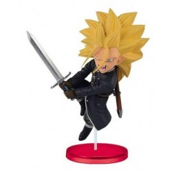 SUPER DRAGON BALL HEROES - WCF Vol 2 - Trunks Xeno - 7cm
