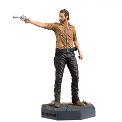 WALKING DEAD - Figurine Collection 1/21 - Rick Grimes 170868  Walking Dead
