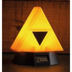 ZELDA - Triforce 3D Mini Light - 10cm 164707  Deco, Wand, Kamer & Nacht Lampen