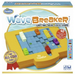 ThinkFun® Games Wave Breaker 4005556763320 ravensburger speelgoed- en feestartikelen