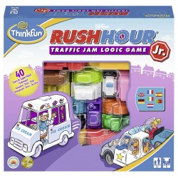 ThinkFun® Games Rush Hour Junior 4005556763375 ravensburger speelgoed- en feestartikelen