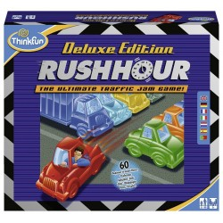 ThinkFun® Games Rush Hour Deluxe 4005556763382 ravensburger speelgoed- en feestartikelen
