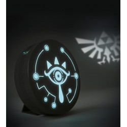 ZELDA - Sheikah Eye Projection Light 164661  Deco, Wand, Kamer & Nacht Lampen