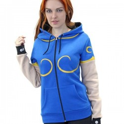 STREET FIGHTER - Chun-Li Hoodies (S) 164623  Hoodies