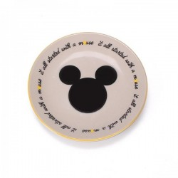 DISNEY CLASSIC - Trinket Dish - It All Started With A Mouse 164546  Eet Servies - Borden