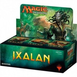 MAGIC THE GATHERING - Booster Ixalan 'Bte de 36' - FR 164504  Magic The Gathering