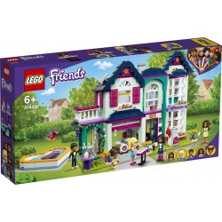 LEGO Friends Andrea AND aposs familiehuis 5702016916133 lego Lego