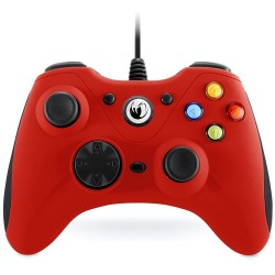 NACON WIRED GAMING CONTROLLER Red PC 164484  PC Games
