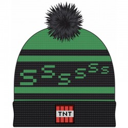 MINECRAFT - Creeper Sss Beanie (L)