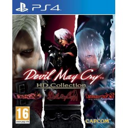 Devil May Cry HD Collection 164352  Playstation 4