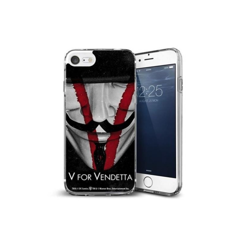 V FOR VENDETTA - Iphone 7 : Face 164335 Telefoon Accessoires
