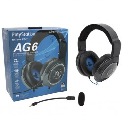 Afterglow - Official Playstation Wired Stereo Headset AG6 Black 164311  Playstation 4