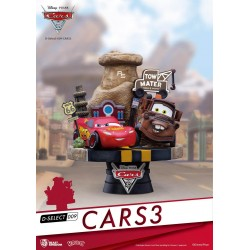 DISNEY - D-Select - Cars 3 Diorama - 18cm 164282  Disney