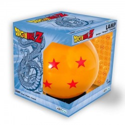 DRAGON BALL - Lamp Crytal Ball 164231  Deco, Wand, Kamer & Nacht Lampen