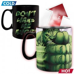 MARVEL - Mug Heat Change 460 ml - Hulk Smash 164166  Drinkbekers - Mugs