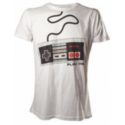 NINTENDO - T-Shirt NES Controller Compressed (XL)