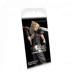 FINAL FANTASY JCC - Booster Serie 4 - pce 164033  Trading Cards