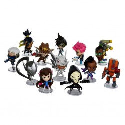 OVERWATCH - Figures 'Cut But Deadly' Series 3 - Box 12 Blind Box 163942  Overwatch