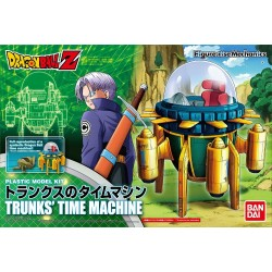 DRAGON BALL - Model Kit - Trunks Time Machine 163941  Dragon Ball