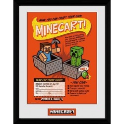 MINECRAFT - Collector Print 30X40 - Craft Your Own Minecraft 163921  Posters
