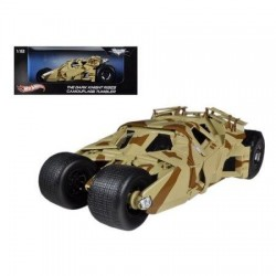 BATMAN THE DARK KNIGHT RISES Camouflage Tumber 1:18 scale 163913  Gadgets