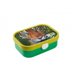 Mepal Campus lunchbox campus - Animal Planet Tijger 8711269947143 mepal Lunch Box