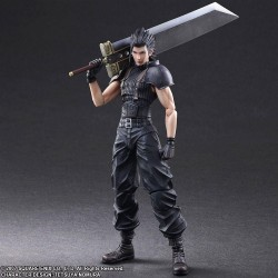 FINAL FANTASY VII Play Arts Kai - Crisis Core Zack - 26cm 163868  Final Fantasy