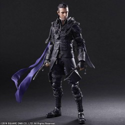 Final Fantasy XV Play Arts Kai - Ulric Kingsglaive 163867  Final Fantasy