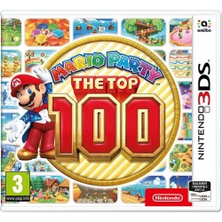 Mario Party TOP 100 163860  Nintendo 3DS