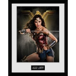 JUSTICE LEAGUE - Collector Print 30X40 - Wonder Woman 163804  Collector Print Canvas