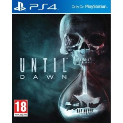 Until Dawn (PS4 Only) HITS 170737  Playstation 4