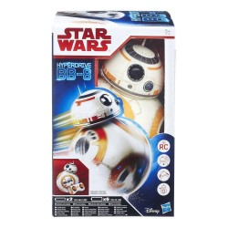 STAR WARS - Hyperdrive RC Droid BB-8 163731  Figurines