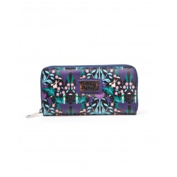 DISNEY - Mary Poppins AOP Ladies Zip Around Wallet 170728  Portefeuilles
