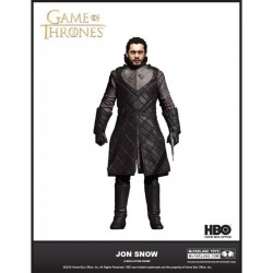 GAME OF THRONES - Action Figure - Jon Snow - 18cm 170722  Game Of Thrones