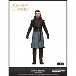 GAME OF THRONES - Action Figure - Arya Stark - 18cm 170721  Game Of Thrones