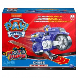 Paw Patrol Moto Themed Vehicle Chase