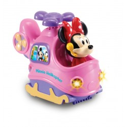 Vtech Toet Toet Auto AND aposs Disney Minnie Helikopter 3417765395239 vtech speelgoed- en feestartikelen