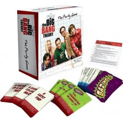 BIG BANG THEORY - Party Game (UK Only) 163558  Bord Spellen