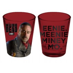 WALKING DEAD - Negan Red Shot Glass