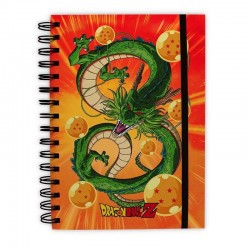 DRAGON BALL - Notebook A5 - Shenron 168897  Notitie Boeken