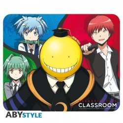 ASSASSINATION CLASSROOM - Group - muismat 23.5x19.5 cm