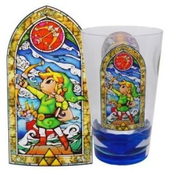 ZELDA - Stained Glas Acrylic Cup