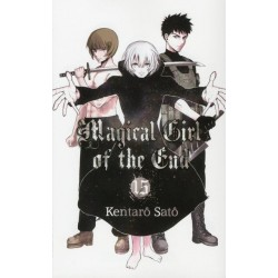 Magical Girl of The End - Tome 15 194731  Mangaboeken