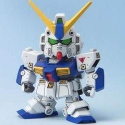 GUNDAM - BB273 Gundam NT-1 - Model Kit 194823  Modelbouw