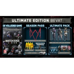 Watch Dogs Legion Ultimate Edition - Xbox One 175736  Xbox Series X