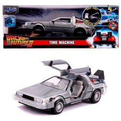 BACK TO THE FUTURE - Time Machine - 1:24 184392  Miniatuur Auto's